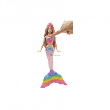 Кукла Barbie Русалочка Яркие огоньки Фото 6