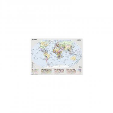Пазл Ravensburger Политическая карта Мира 1000 элементов Фото 1