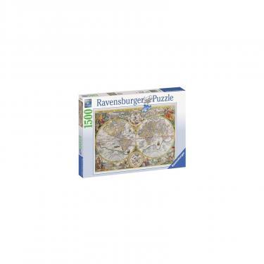 Пазл Ravensburger Историческая карта 1500 элементов Фото