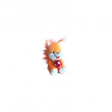 Мягкая игрушка Lava Белка малая 20 см с музыкой Фото