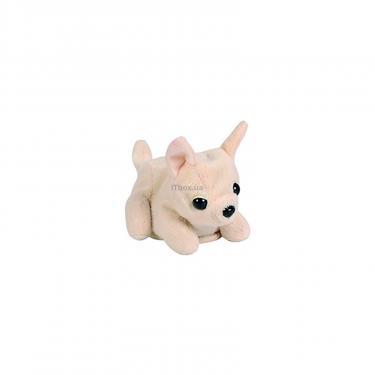 Мягкая игрушка Chi Chi Love Чихуахуа Игривый щенок со звуком и махающим хвосто Фото