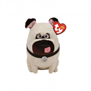 Мягкая игрушка Ty Secret Life of Pets Мопс Мэл 14 см Фото
