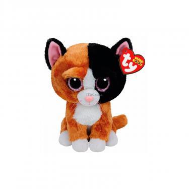 Мягкая игрушка Ty Beanie Boo's Котенок Tauri 15 см Фото
