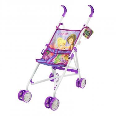 Коляска для кукол Disney Fairies 8 колес Фото