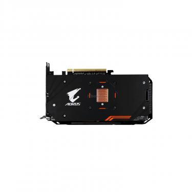 Відеокарта GIGABYTE Radeon RX 580 8192Mb AORUS (GV-RX580AORUS-8GD) - фото 4