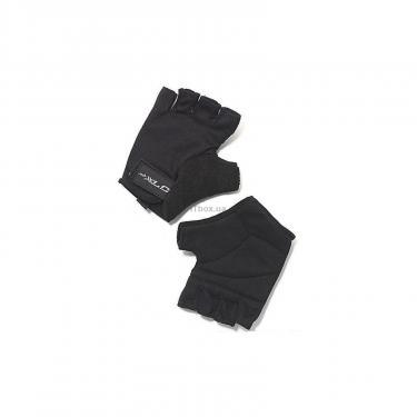 Перчатки для фитнеса XLC CG-S01 Saturn, черные, M (2500120200) - фото 1