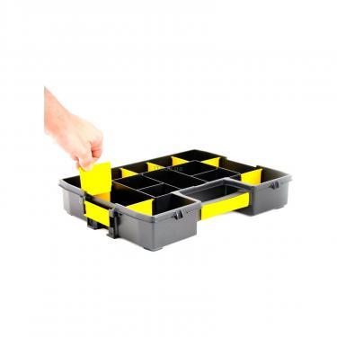 Ящик для инструментов Stanley Sort Master Junior, 375x670x292мм. Фото 3