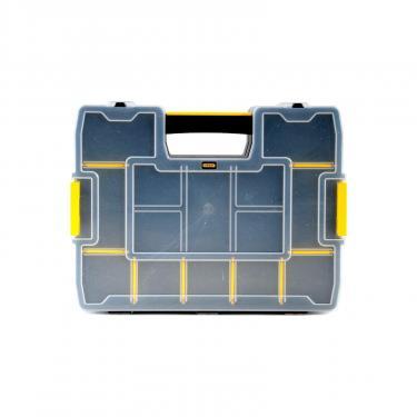 Ящик для инструментов Stanley Sort Master Junior, 375x670x292мм. Фото
