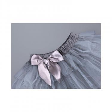Спідниця Breeze фатінова багатошарова (5338-122G-gray) - фото 2