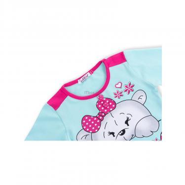 Піжама Matilda з ведмедиком (7288-110G-fuchsia) - фото 6