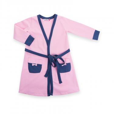 """Пижама Matilda и халат с мишками """"Love"""" (7445-110G-pink) - фото 2"""