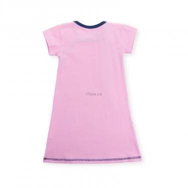 """Пижама Matilda и халат с мишками """"Love"""" (7445-110G-pink) - фото 5"""