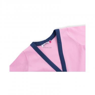 """Пижама Matilda и халат с мишками """"Love"""" (7445-110G-pink) - фото 7"""