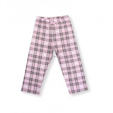 """Пижама Matilda с сердечками """"Love"""" (7585-98G-pink) - фото 3"""