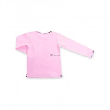 """Пижама Matilda с сердечками """"Love"""" (7585-98G-pink) - фото 4"""