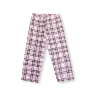 """Пижама Matilda с сердечками """"Love"""" (7585-98G-pink) - фото 5"""