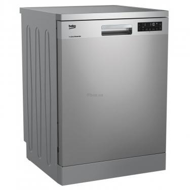 Посудомоечная машина BEKO DFN26420X - фото 2
