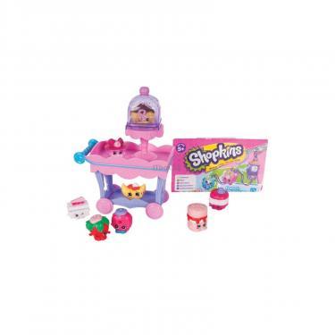 Игровой набор Shopkins S8 Кругосветное путешествие - Французские сладости Фото 1