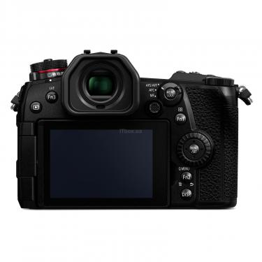 Цифровой фотоаппарат PANASONIC DC-G9 Body (DC-G9EE-K) - фото 3