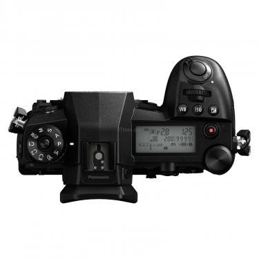 Цифровой фотоаппарат PANASONIC DC-G9 Body (DC-G9EE-K) - фото 4