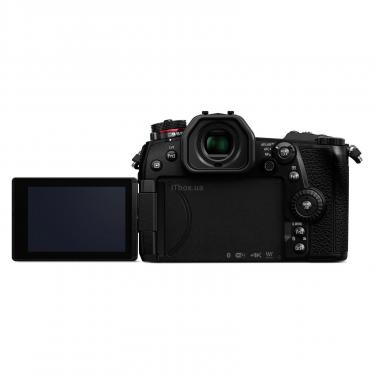 Цифровой фотоаппарат PANASONIC DC-G9 Body (DC-G9EE-K) - фото 5