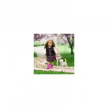 Кукла LORI Гиа с собачкой Далматинец 15 см (LO31058Z) - фото 2