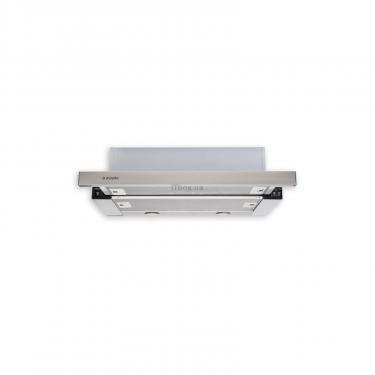 Вытяжка кухонная Minola HTL 6112 FULL INOX 650 LED Фото 1
