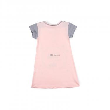 Пижама Matilda сорочка із зірочками (7992-2-92G-pink) - фото 2