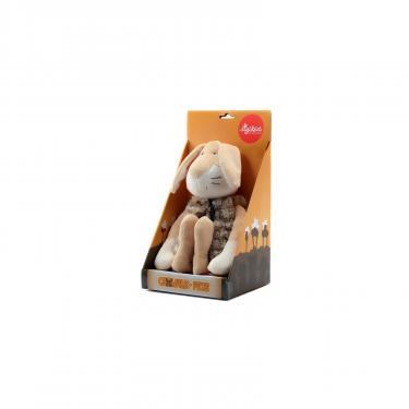 Мягкая игрушка Sigikid Кролик в жупане 31 см Фото 1