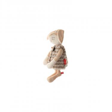 Мягкая игрушка Sigikid Кролик в жупане 31 см Фото 2