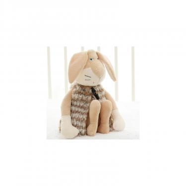 Мягкая игрушка Sigikid Кролик в жупане 31 см Фото