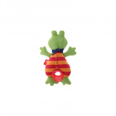 Мягкая игрушка Sigikid Лягушка 27 см Фото 1