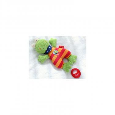Мягкая игрушка Sigikid Лягушка 27 см Фото 4