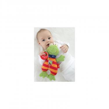 Мягкая игрушка Sigikid Лягушка 27 см Фото 5