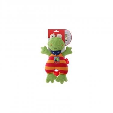 Мягкая игрушка Sigikid Лягушка 27 см Фото 6
