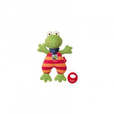 Мягкая игрушка Sigikid Лягушка 27 см Фото