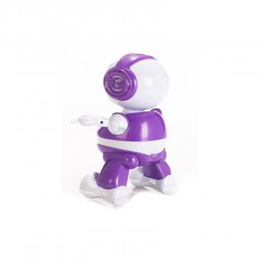 Интерактивная игрушка Discorobo Энди (украинский) фиолетовый Фото 1