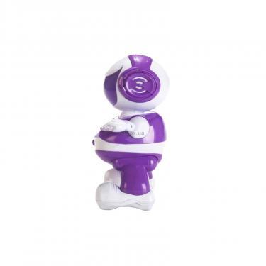 Интерактивная игрушка Discorobo Энди (украинский) фиолетовый Фото 2