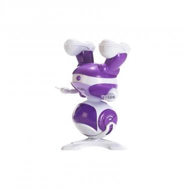 Интерактивная игрушка Discorobo Энди (украинский) фиолетовый Фото 3