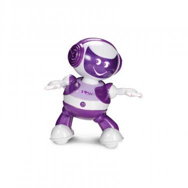 Интерактивная игрушка Discorobo Энди (украинский) фиолетовый Фото