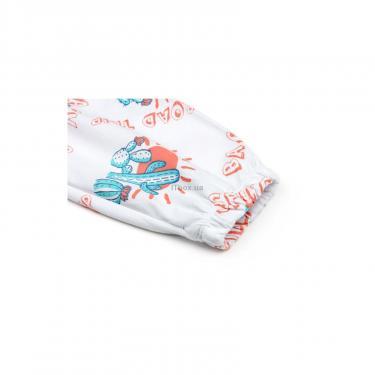 Пижама Breeze с кактусами (10020-110B-white) - фото 11