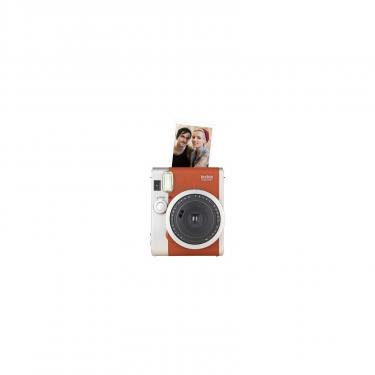 Камера миттєвого друку Fujifilm Instax Mini 90 Instant camera Brown EX D (16423981) - фото 7