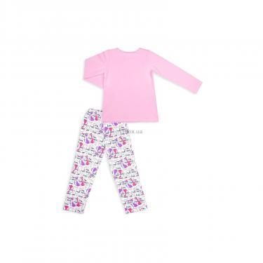 Пижама Matilda с котиками (4158-122G-pink) - фото 4