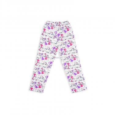 Пижама Matilda с котиками (4158-122G-pink) - фото 6