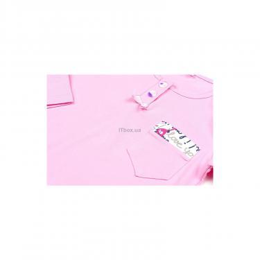 Пижама Matilda с котиками (4158-122G-pink) - фото 7