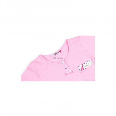Пижама Matilda с котиками (4158-122G-pink) - фото 9