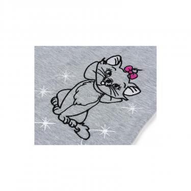 Пижама Matilda с котом (7364-140G-gray) - фото 5