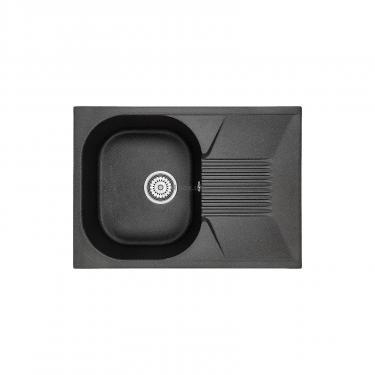 Мийка кухонна Minola MPG 71150-69 Антрацит (металлик) - фото 1