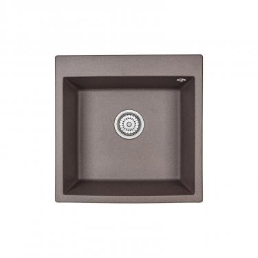 Мийка кухонна Minola MSG 1050-51 Эспрессо - фото 1