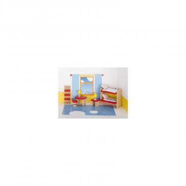 Игровой набор Goki Мебель для детской комнаты Фото 1